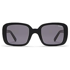 Quay x Kylie Jenner 20s Sunglasses   Vintage Frames - Mirror Lens   UV Protection