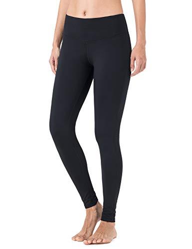 NAVISKIN Women's Fleece Lined Leggings Slimming Warm Thermal Tights Yoga Pants Inner Pocket – DiZiSports Store