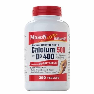 Natural Oyster Shell Calcium - 8