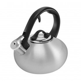 Chantal 1.8 Quart New Loop Tea Kettle Stainless