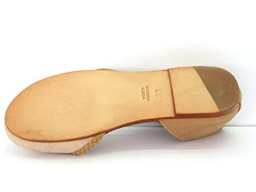April Showers by Polder - Ballerines 100 % cuir beige