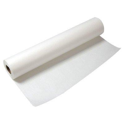 Alvin 55W-J Lightweight White Tracing Paper Roll (24'' x 50yd)