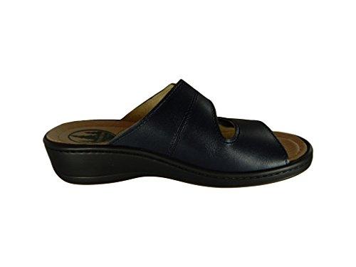 Franken-Schuhe Womens Sandal -Franksizka Marine Marine ZZRSPQn5