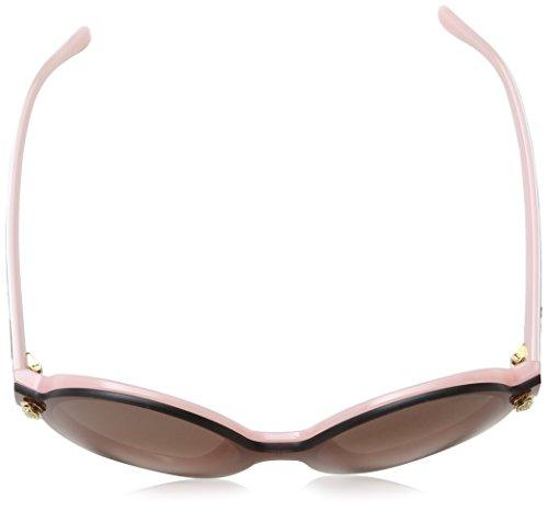 Blumarine Lunettes de Soleil Femme Brown Shiny Pearl Pink Nd8vkyd ... e85571932c08