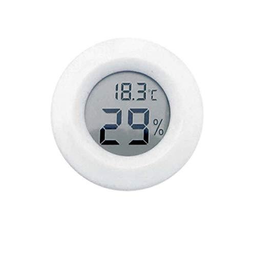 Mouchao Termometro Digitale LCD di Piccola Dimensione della Scatola della Scatola della Rana della Tartaruga del termometro di Digital di Piccola Dimensione