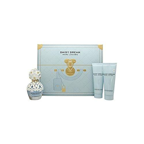 MARC JACOBS Daisy Dream EDT Spray, Body Lotion, Shower Gel, 50ml/75ml/75ml Coty Prestige MARC-537350