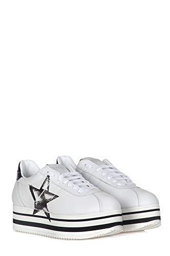 Donna Lad Nira West11 Bianco 2019 estate Rubens Primavera White nero Sneakers EXUrq0wxU