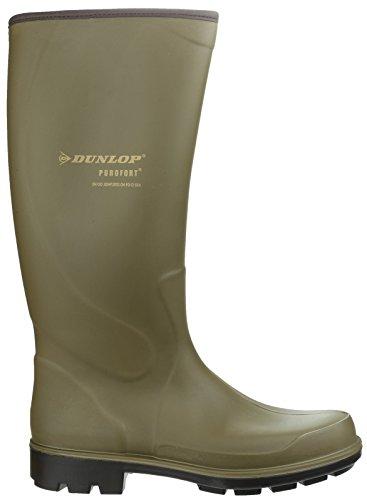 Dunlop Herren Gummistiefel Puro Terroir P184833 grün
