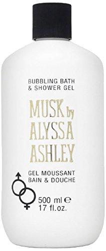 Alyssa Ashley - ALYSSA ASHLEY MUSK GEL 500ML
