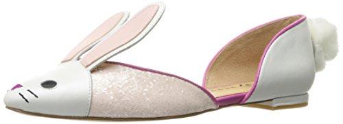 Katy Perry Women's The Jessica Ballet Flat, Pink, 7 Medium US