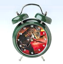 Wacky Wakers MFJV01DS Dinosaur Alarm Clock