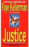 Justice (A Peter Decker and Rina Lazarus Mystery)