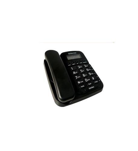 Southern Telecom EM2646BK Big Button Caller ID (Telecom Caller Id)