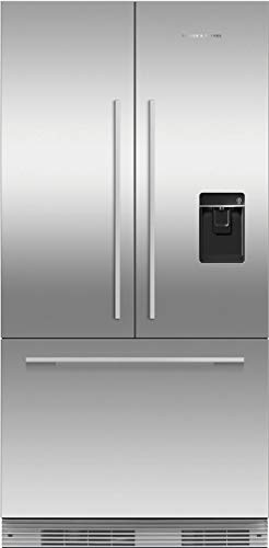 Fisher Paykel RS36A72U1N Integrated Series 36 Inch Built In Counter Depth French Door Refrigerator
