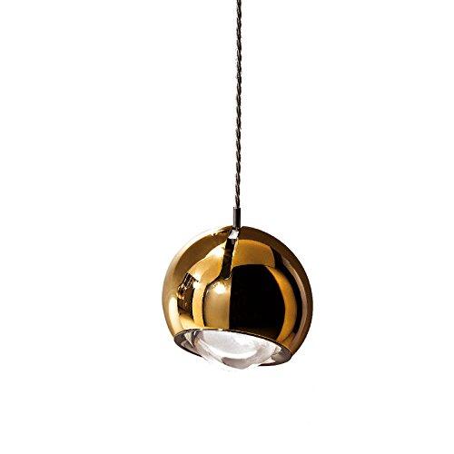 Studio Italia Spider - Lámpara colgante en oro | hecho a ...
