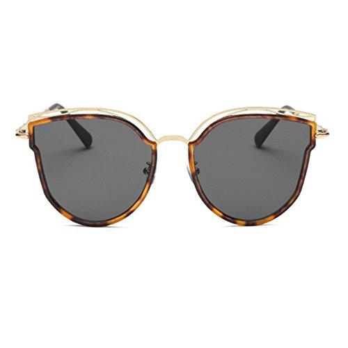 Aoligei rétro-polarized lunettes de soleil mode lunettes C