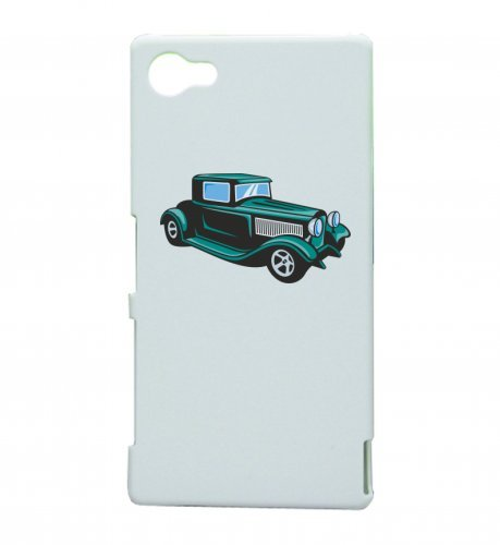 """Smartphone Case Apple IPhone 4/ 4S """"hot Rod Sportwagen Oldtimer Young Timer Shellby Cobra GT Muscel Car America Motiv 9816"""" Spass- Kult- Motiv Geschenkidee Ostern Weihnachten"""