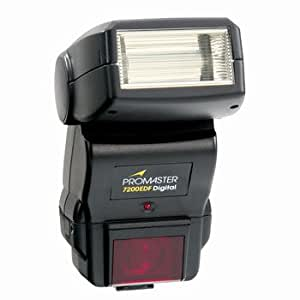 Promaster 7200EDF Digital Electronic Flash - Nikon