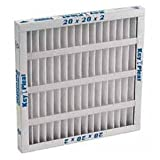 Purolator 5251007125 Self Supported Pleated Filter 20W x 20H x 1D - Lot of 12