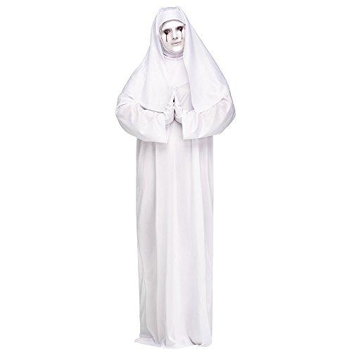 Fun World Women's Sister Scary, White 2, Standard