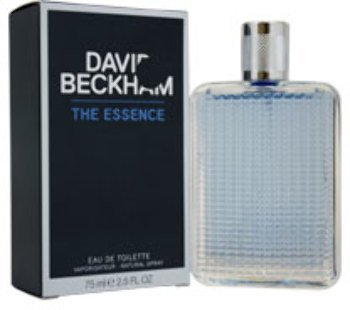 (Men David Beckham The Essence EDT Spray 1 pcs sku# 1788004MA)