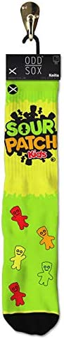 Odd Sox Crew Socks Novelty Colorful Crazy Cool Fun Unisex Candy Sweets Food