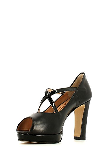 Grace Shoes 563NNF Zapatos Mujeres Negro