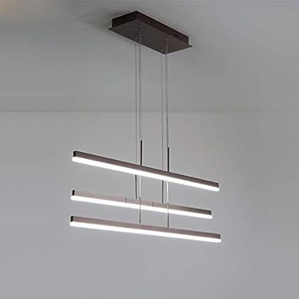 Amazon.com: Lámpara de techo colgante con diseño geométrico ...