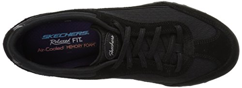 Women's Simply Easy Sneaker Black Sincere Breathe Skechers SwxFc41S