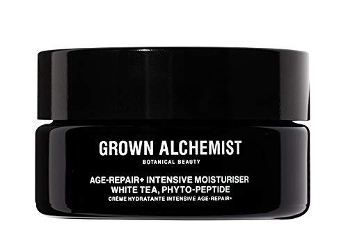 Grown Alchemist Age-Repair Intensive Moisturizer - White Tea & Phyto-Peptide - Anti Aging Face Cream, Clean Skincare (40ml / 1.35oz)