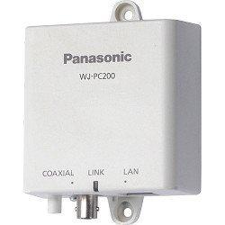 WJ de pc200e Panasonic, Fácil de Unidad de Cámara End de Conversión de Analógico a