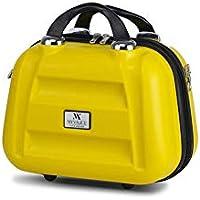 My Valice Smart Bag Exclusive Makyaj Çantası El Valizi Sarı