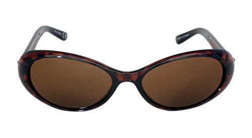 Shell cadre ovale tortue femmes plastique UV400 et STU14332 CAT Protection marron forme 100 2 bras Brown soleil Grant UV lunettes Foster de en lentilles FG115 wzC7vxqqn