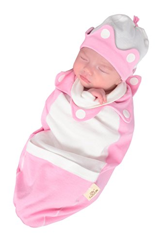 Cozy Cocoon Swaddling Matching Princess