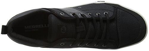 Merrell Rant, Sneaker Uomo Nero (Black/Black)