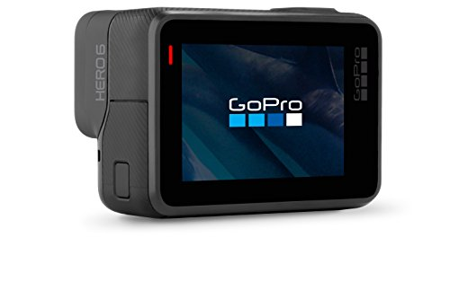 GoPro HERO6 Black 4K Action Camera (CHDHX-601)