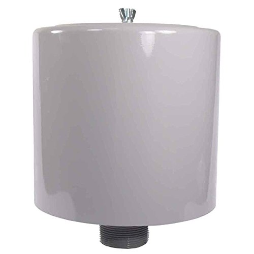 Solberg F-231P-300 Inlet Filter, 3'' MPT Outlet, 13'' HT, 10'' Diameter, 300 SCFM by Solberg