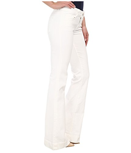 J Brand Women's Love Story Flare Jeans, Blanc, 27 by J Brand Jeans (Image #4)