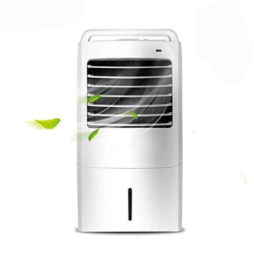 ZLH- Portable air conditioner - 10L water tank, water and power failure protection, multi-purpose machine, home fast cooling mobile cooling mini cold air conditioning fan - 38X33X73.6cm Portable Air C