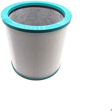 Purificador de aire de carbón activado para Dyson Tp00 Tp02 Tp03 Filtro purificador de aire gris y verde: Amazon.es: Hogar