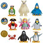 Club Penguin Exclusive Figure 8 Pack with Sensei