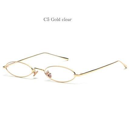 Gafas de sol ovaladas para mujer b196f9ea6a04
