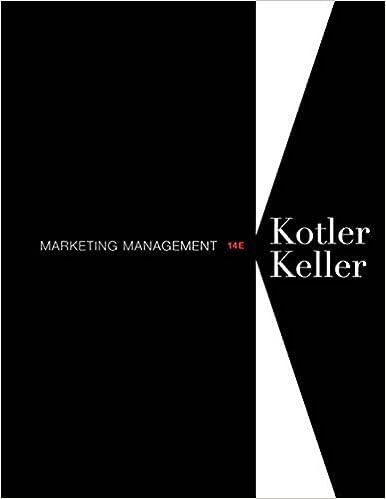 Marketing Management (14th Edition) 14th (fourteenth) edition Tapa dura – 2011
