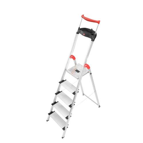 Light Aluminium Step Ladder in US - 6