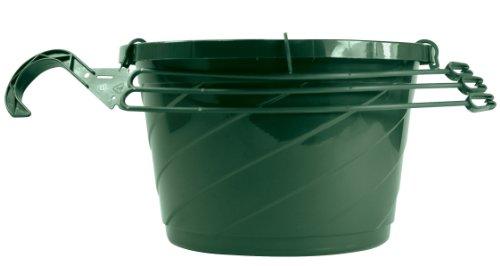 Akro Mils HSI1008B66 Hanging Basket 10 Inch