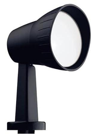 Moonrays 97172 Outdoor Garden Path Flood Light, Garden Path Collection,  Plastic Flood Lamp Accessory
