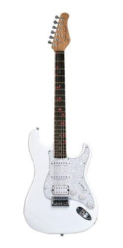 fretlight guitarra eléctrica con integrado con luz LED Sistema de Aprendizaje, color caoba: Amazon.es: Instrumentos musicales