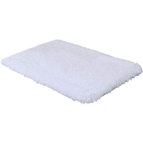 Norcho 31' x 19' Soft Shaggy Bath Mat Non-slip Rubber Bath Rug Luxury Microfiber Bathroom Floor Mats...