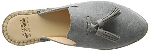 Taupe la 2018 WoMen Grey Slipper Bretoniere de Brown Loafers Grey Fred BS7qgx0