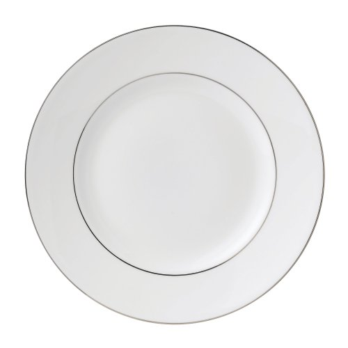 Wedgwood Signet Platinum 8-Inch Salad Plate (English Lace Salad Plate)